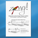 Zong! Music Notation Project