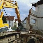 Tag 4: Von Norden her wird abgerissen