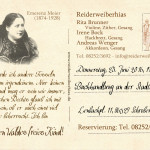 Reiderweiberhias Flyer
