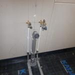 Anschluss für Spülbecken und Spülmaschine