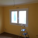Gelb in Kinder- und Arbeitszimmer