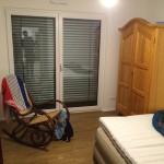 Das Gästezimmer ist bereit und wurde auch schon genutzt :-)